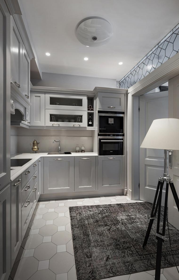 Фото № 69747 кухня  Квартира
