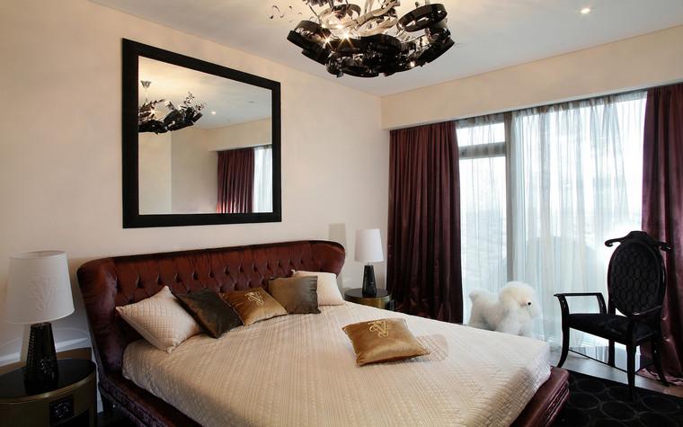 интерьер спальни - фото № 69790