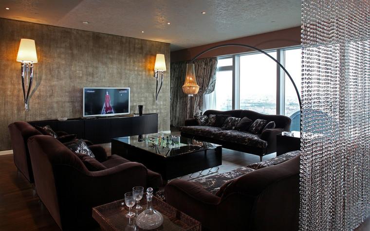 интерьер гостиной - фото № 69781