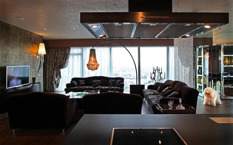 интерьер гостиной - фото № 69780