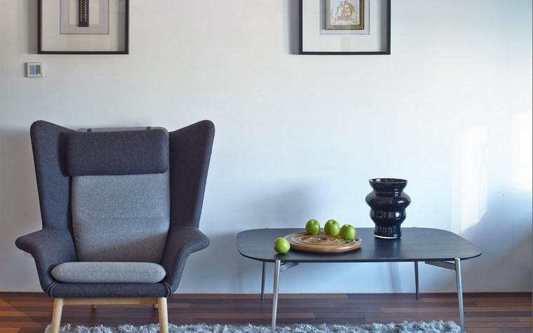 интерьер гостиной - фото № 69794