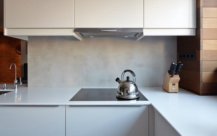 Фото № 69798 кухня  Квартира