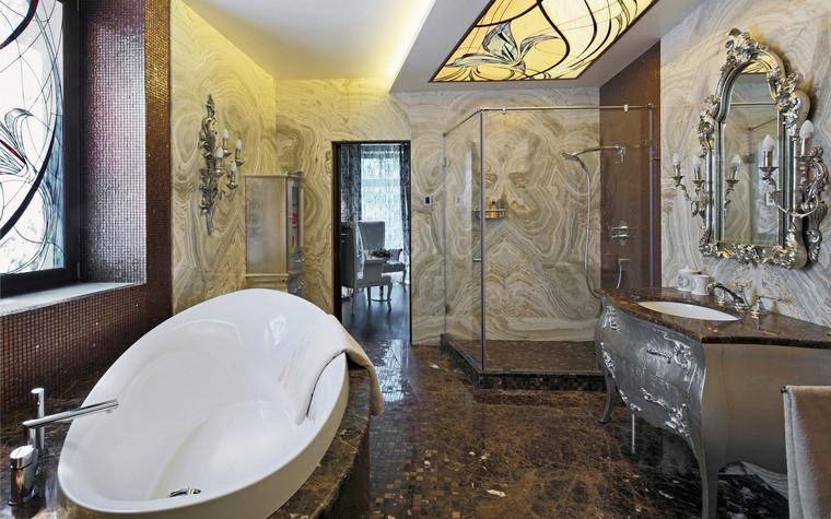интерьер ванной - фото № 69835