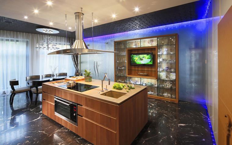 интерьер кухни - фото № 69829