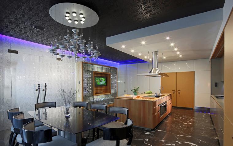 интерьер кухни - фото № 69830