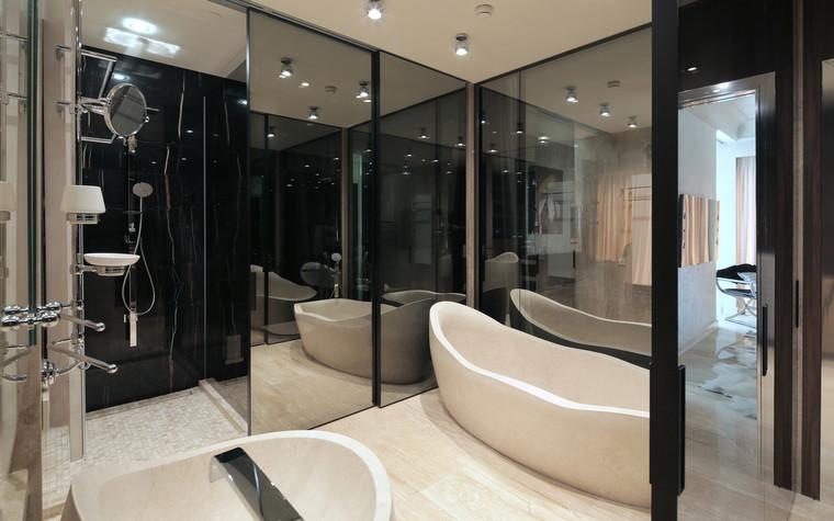 Фото № 69878 ванная  Квартира