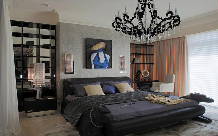 Фото № 69872 спальня  Квартира