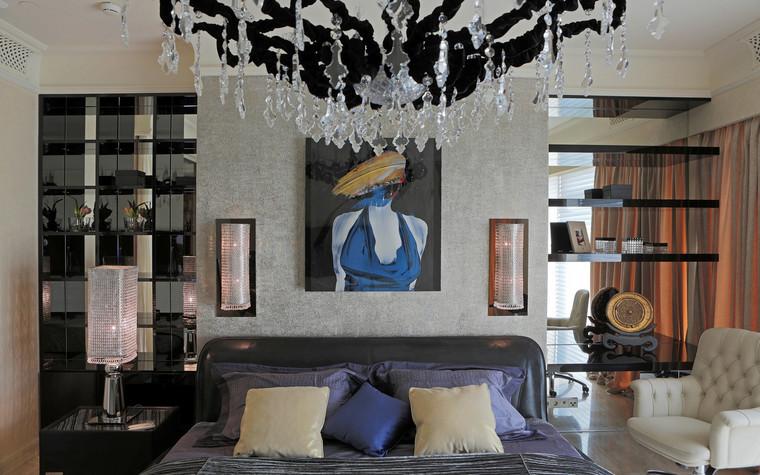 Фото № 69871 спальня  Квартира