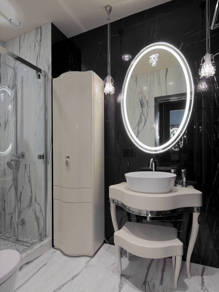 Фото № 69873 ванная  Квартира
