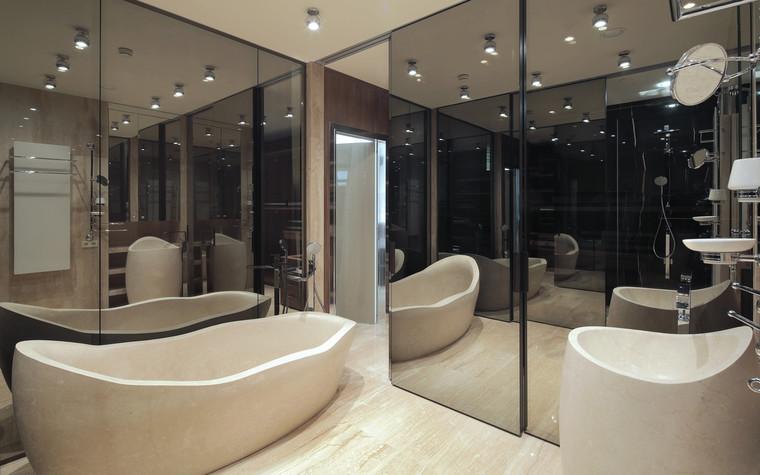 Фото № 69877 ванная  Квартира