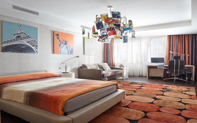 Фото № 69885 спальня  Квартира