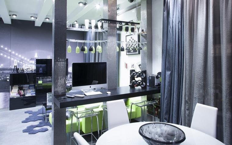 Фото № 69917 кухня  Квартира
