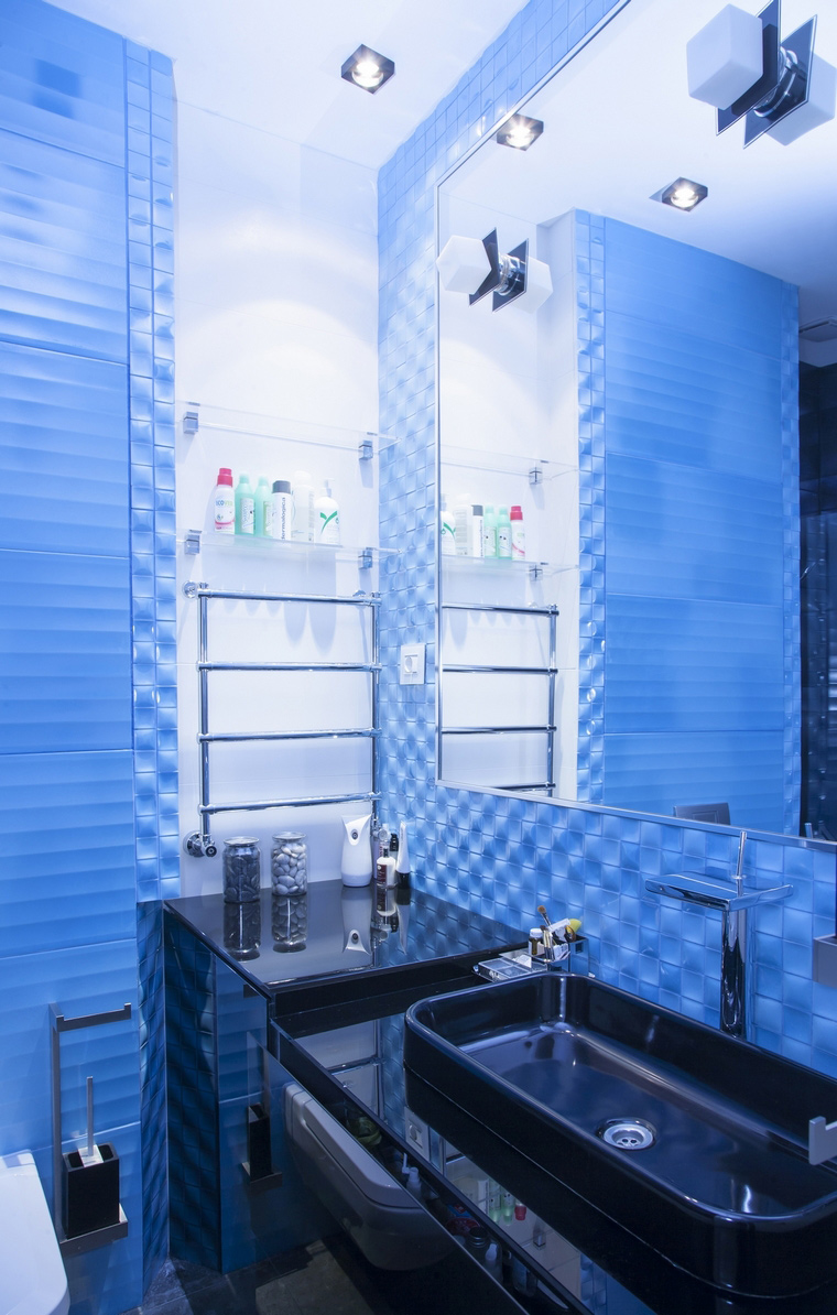 интерьер ванной - фото № 69927