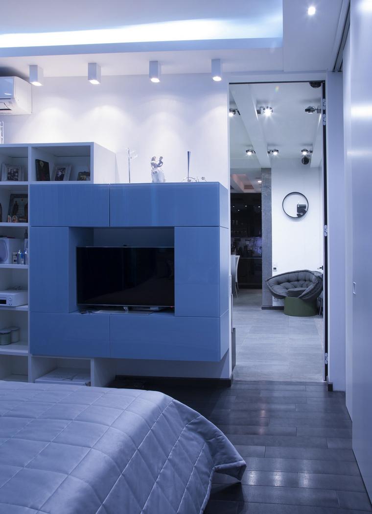 Фото № 69923 спальня  Квартира