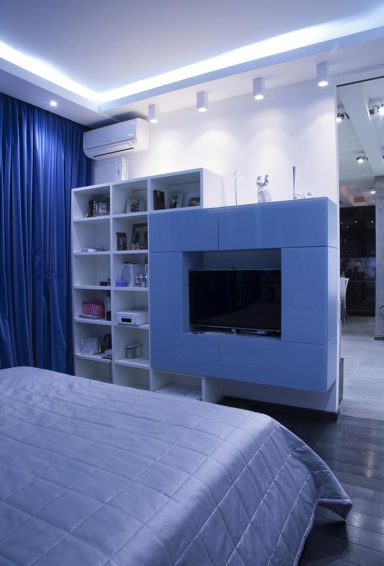 Фото № 69924 спальня  Квартира
