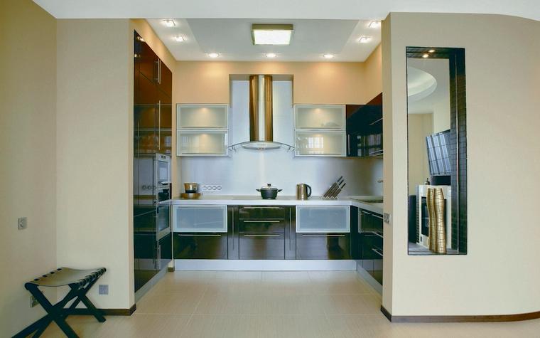 Фото № 69931 кухня  Квартира