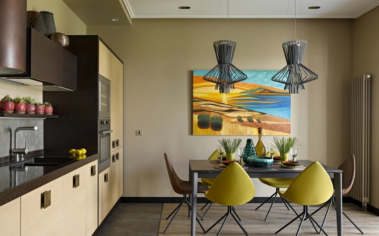интерьер кухни - фото № 69943