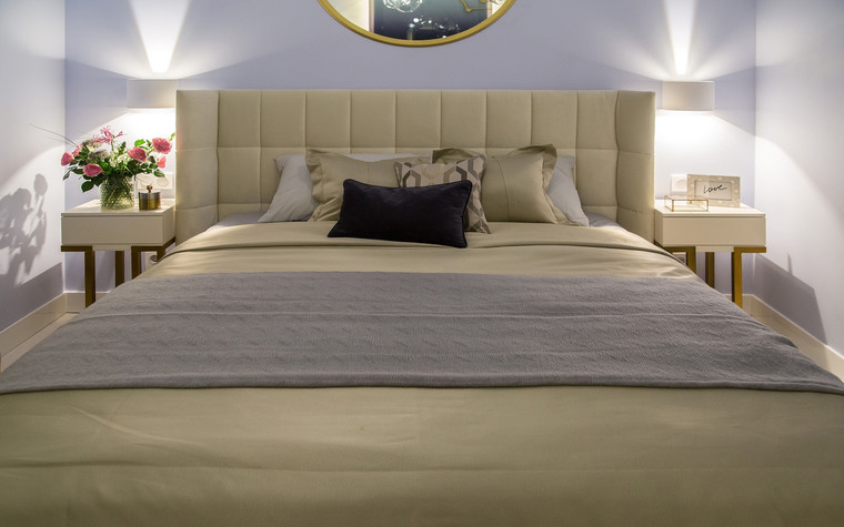 интерьер спальни - фото № 69966