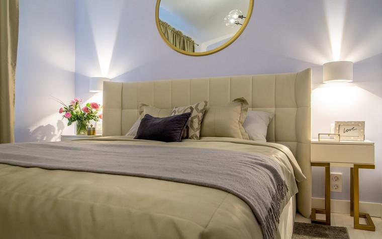 интерьер спальни - фото № 69969