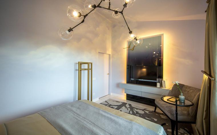 интерьер спальни - фото № 69971