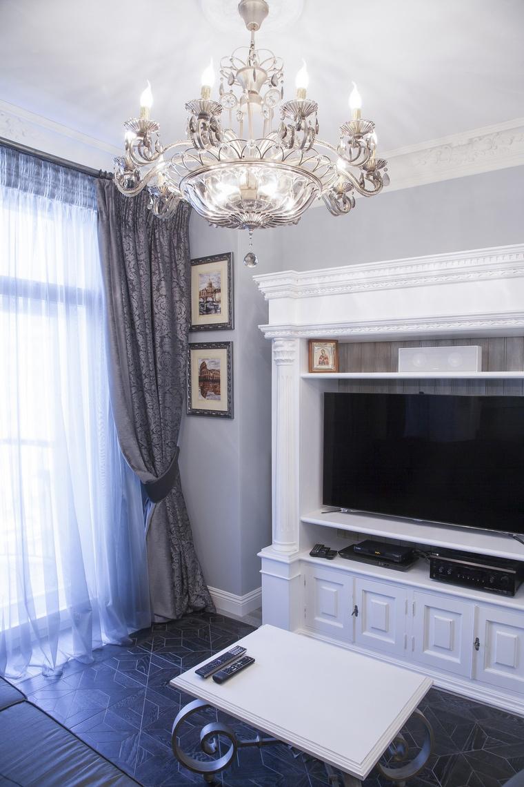 интерьер гостиной - фото № 70021