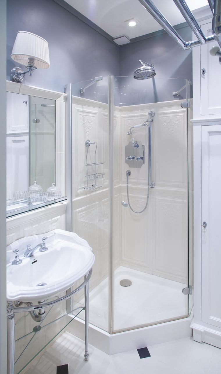 интерьер ванной - фото № 70036