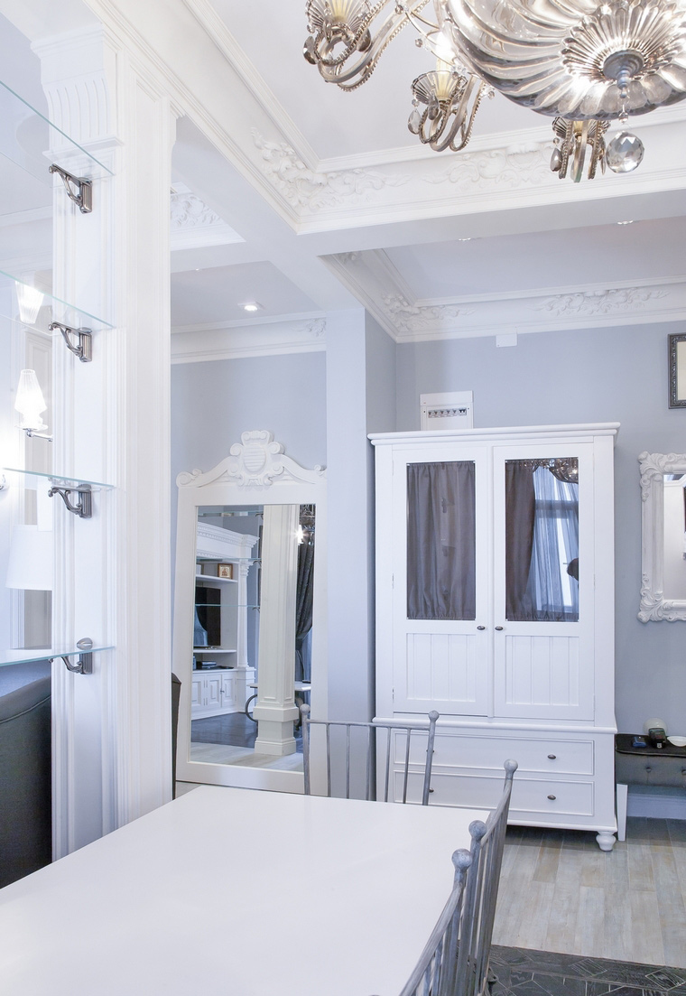 Фото № 70026 кухня  Квартира