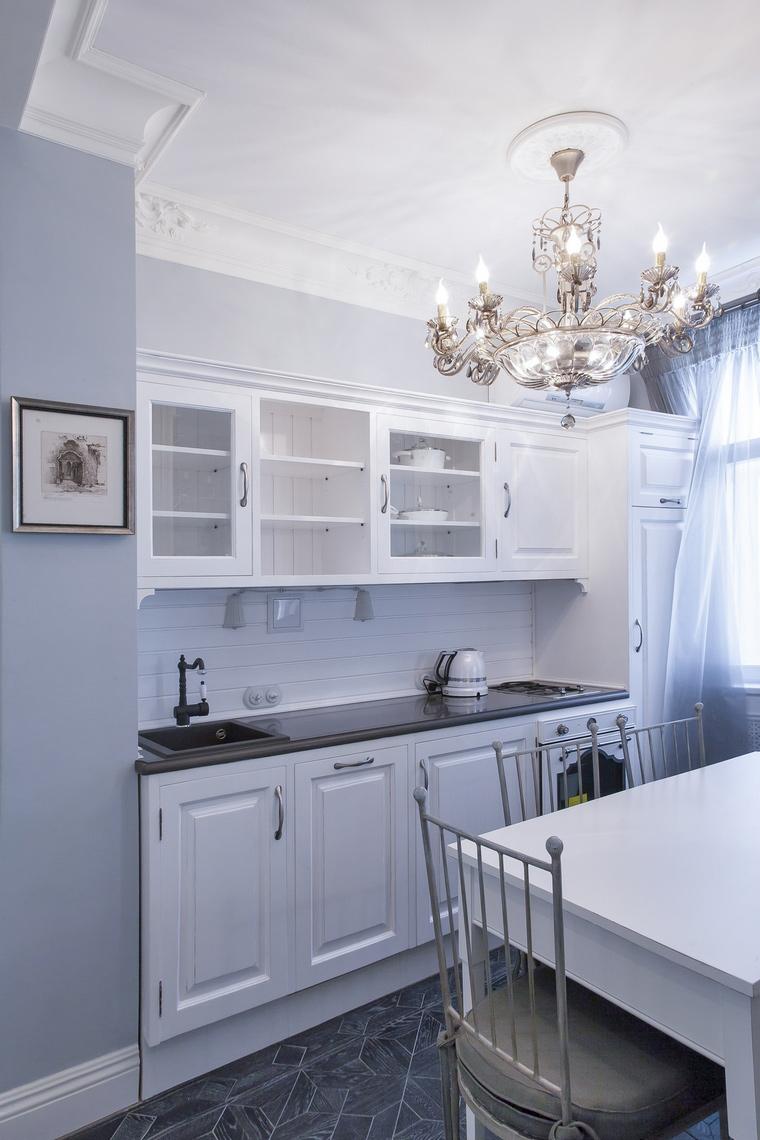 Фото № 70027 кухня  Квартира
