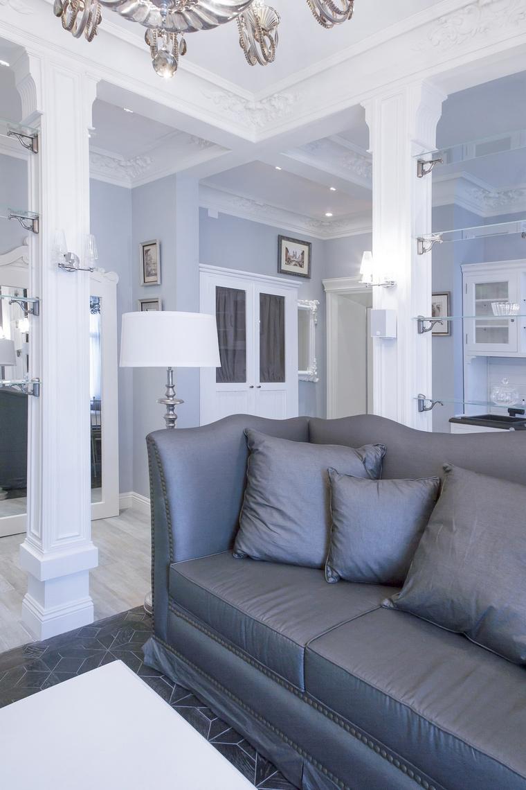 интерьер гостиной - фото № 70025