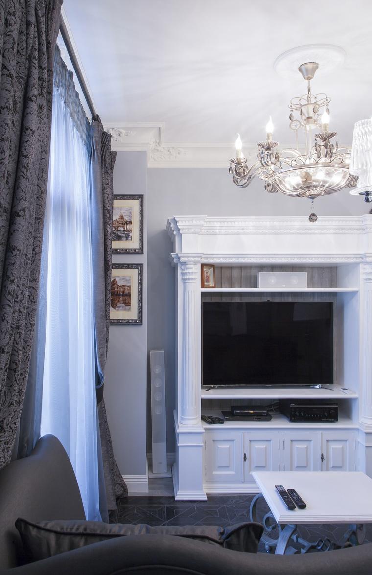 интерьер гостиной - фото № 70019