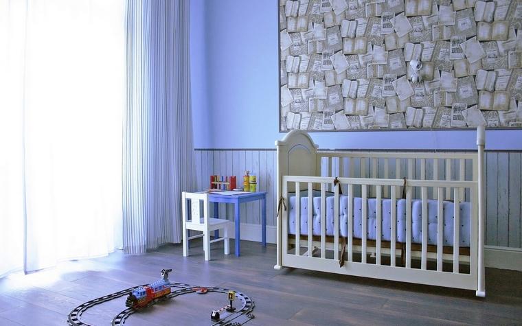 Фото № 70079 детская  Квартира
