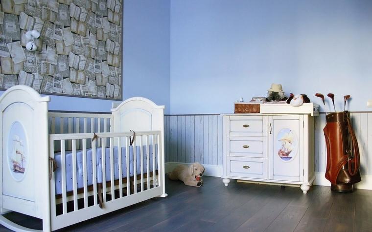 Фото № 70080 детская  Квартира
