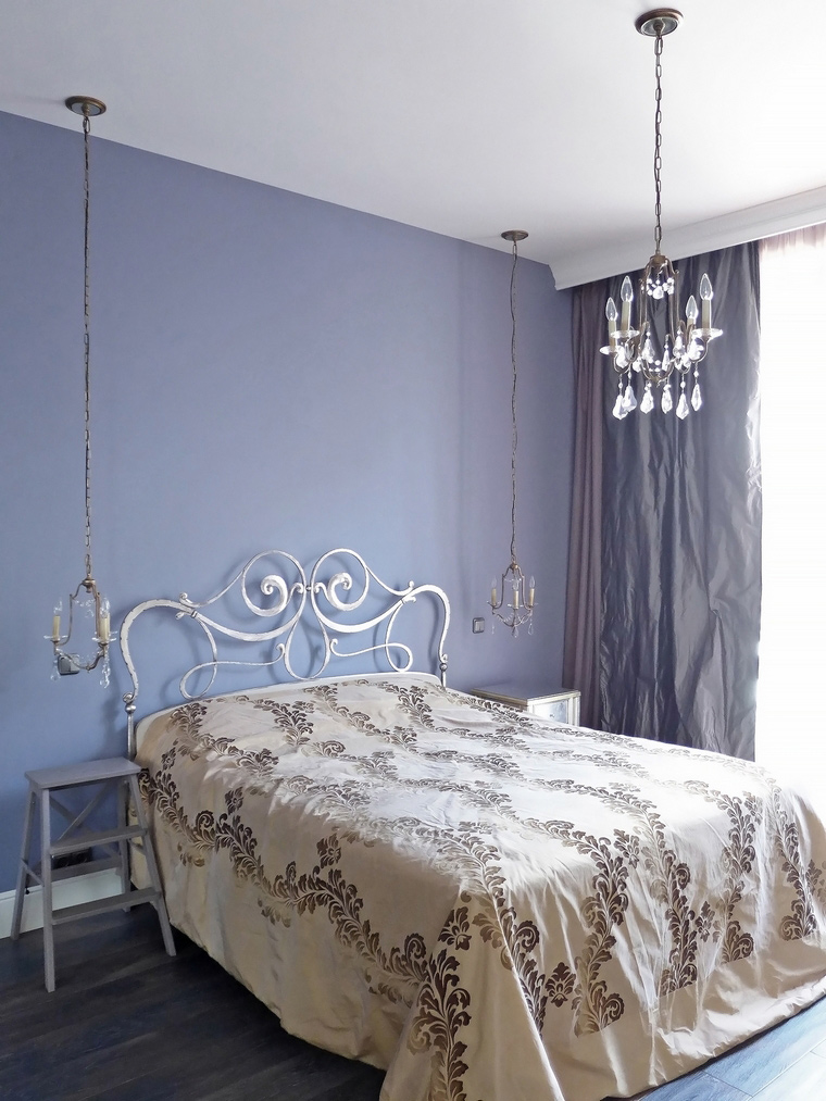 интерьер спальни - фото № 70083