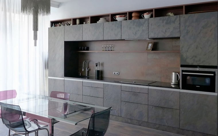 Фото № 70075 кухня  Квартира