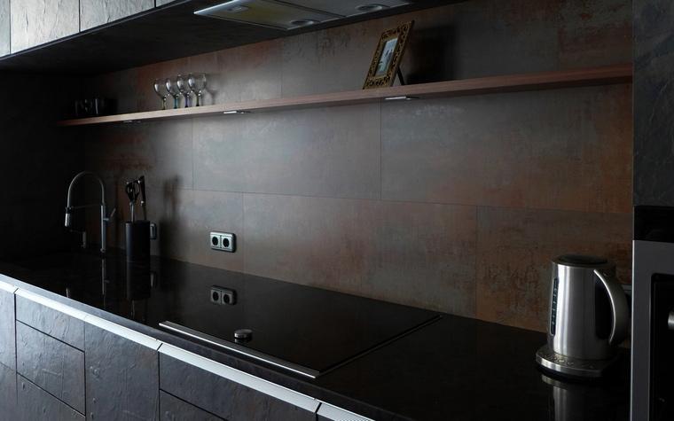 Фото № 70076 кухня  Квартира