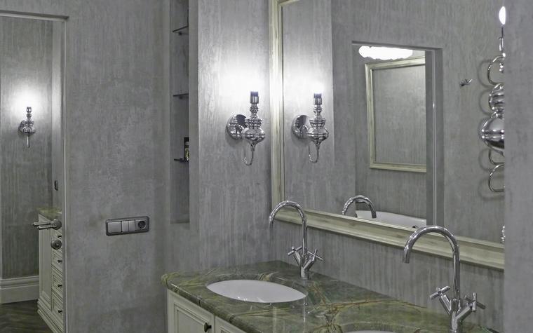 Фото № 70085 ванная  Квартира