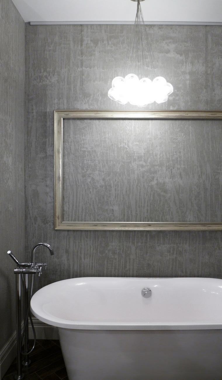 Фото № 70086 ванная  Квартира
