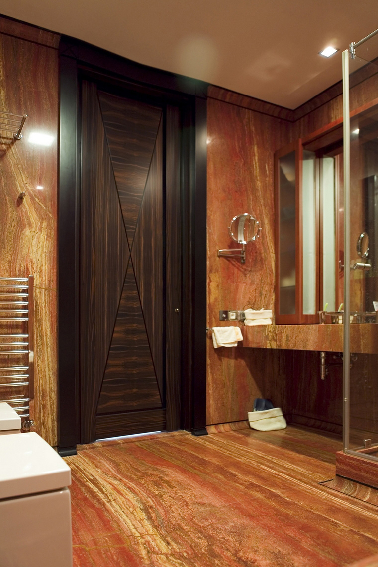 Фото № 70113 ванная  Квартира
