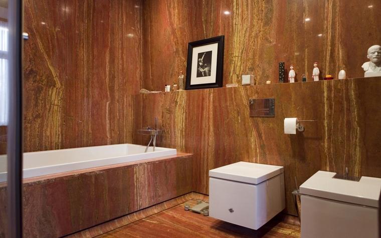 Фото № 70114 ванная  Квартира