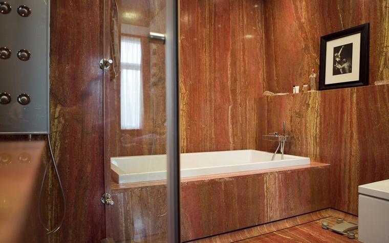 Фото № 70115 ванная  Квартира