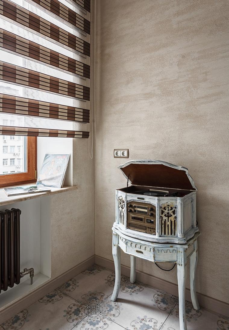 Квартира. кухня из проекта , фото №70119
