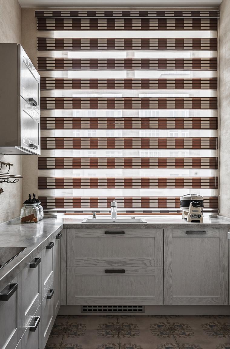 Квартира. кухня из проекта , фото №70120