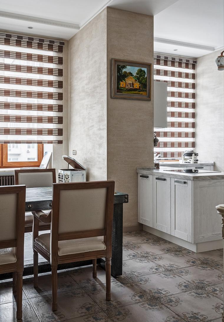 Квартира. кухня из проекта , фото №70121