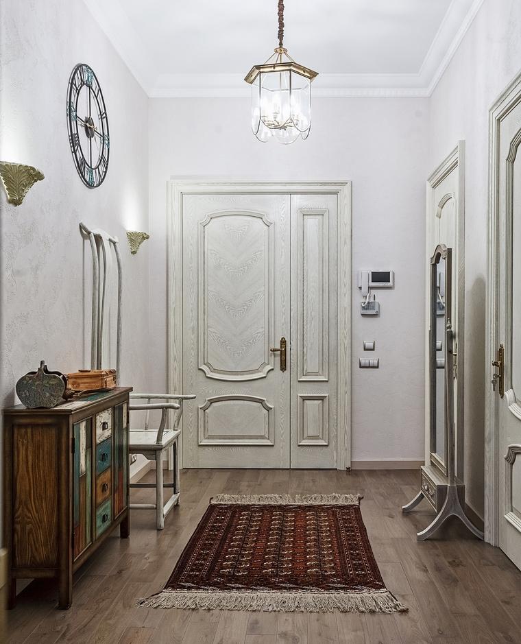 Квартира. прихожая из проекта , фото №70130