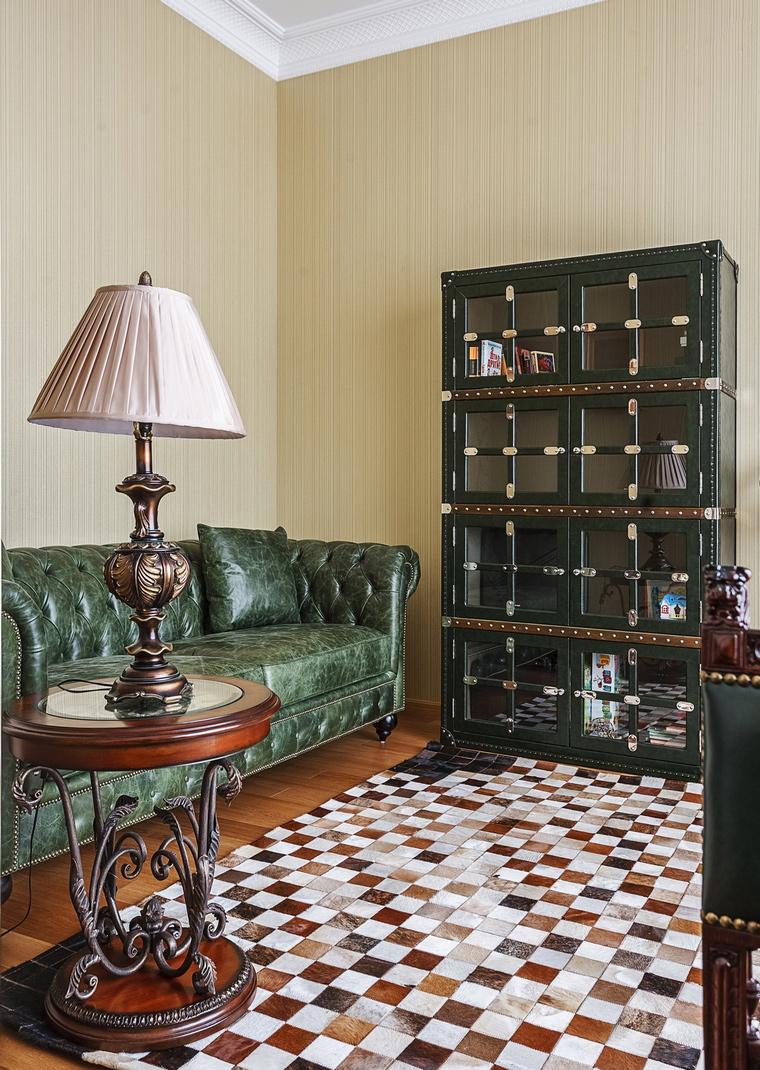 Квартира. кабинет из проекта , фото №70123