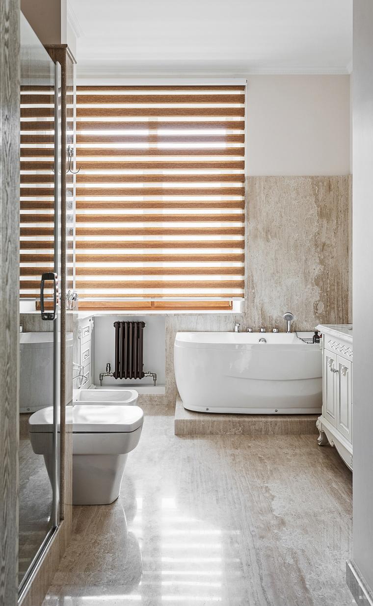 интерьер ванной - фото № 70126