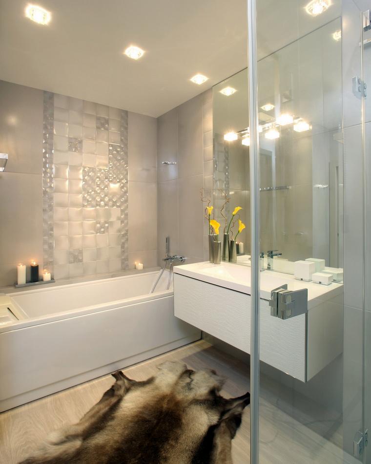 Фото № 70255 ванная  Квартира