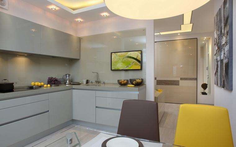 интерьер кухни - фото № 70250