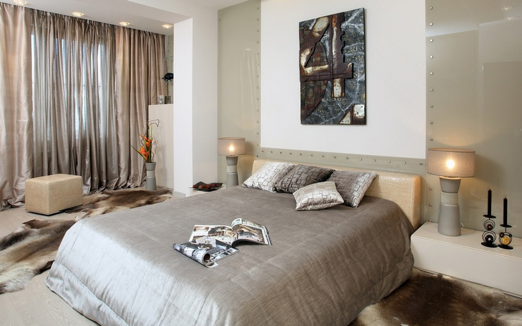 спальня - фото № 70253