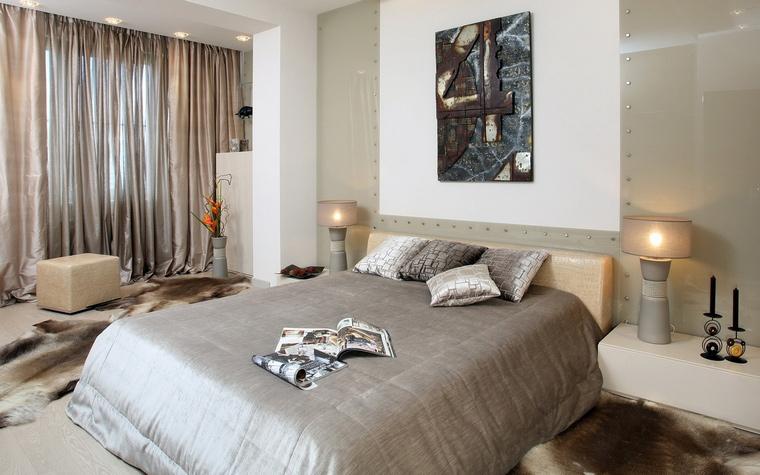 интерьер спальни - фото № 70253